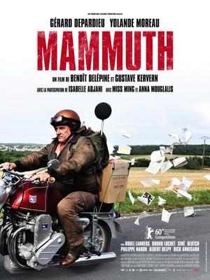 Mammuth - Poster - France - © Ad Vitam