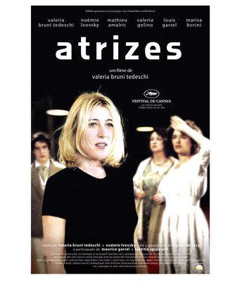 Actress - Poster - Brazil