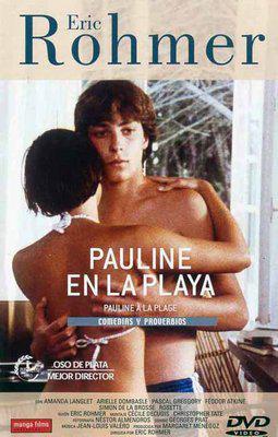 Pauline à la plage - Poster - Argentina
