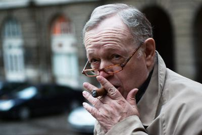 """Bal des Menteurs"" Le procès Clearstream - © Film En Stock / Nicolas Weinberg"
