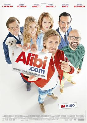 Alibi.com (agencia de engaños) - Poster - Germany
