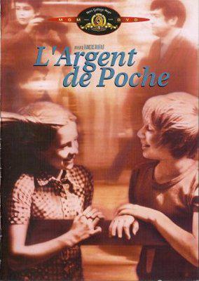 トリュフォーの思春期 - Poster France