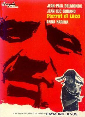 Pierrot, el loco - Poster Espagne