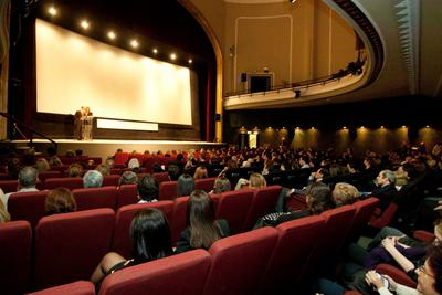 Gran éxito para el Festival de cine francés de Brasil - © Paula Kossatz