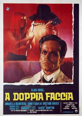 Double Face - Poster - Italy