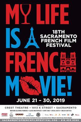 Festival de Cine Francés de Sacramento - 2019