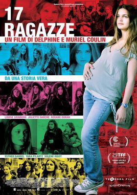 17 filles - Poster - Italy
