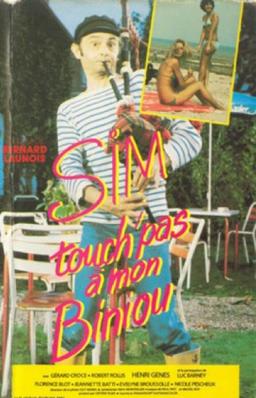 Touch' pas à mon biniou - Jaquette VHS France