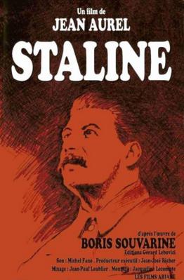 Staline - Jaquette DVD France