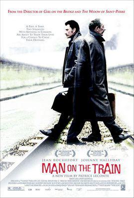列車に乗った男 - Poster UK