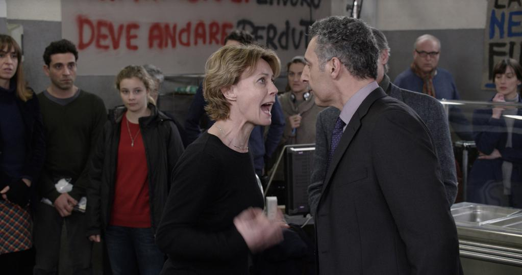 Mia Madre - Margherita Buy et John Turturro