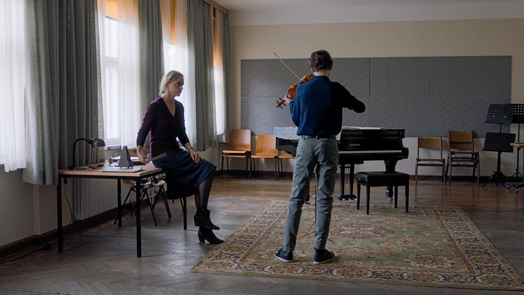 La audición - © Judith Kaufmann - Lupa Film