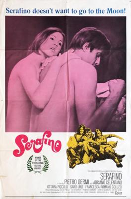 Serafino ou L'Amour aux champs - Poster - US