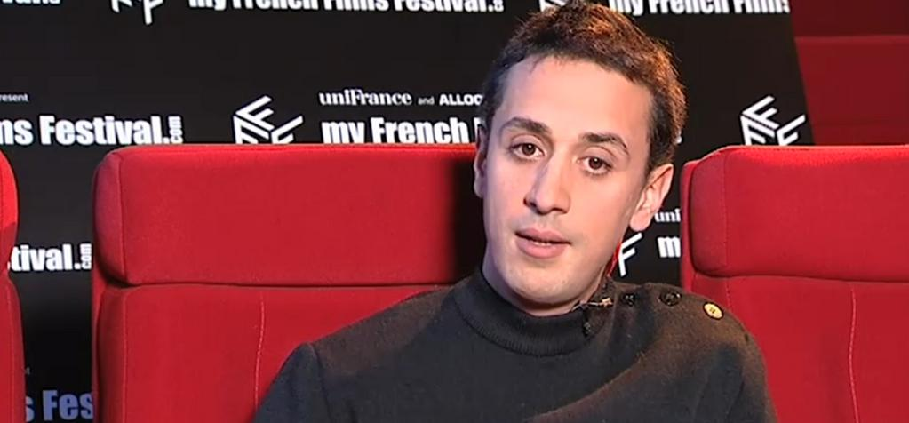Interview Nassim Amaouche