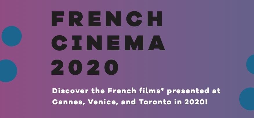 Brochure: French Cinema 2020