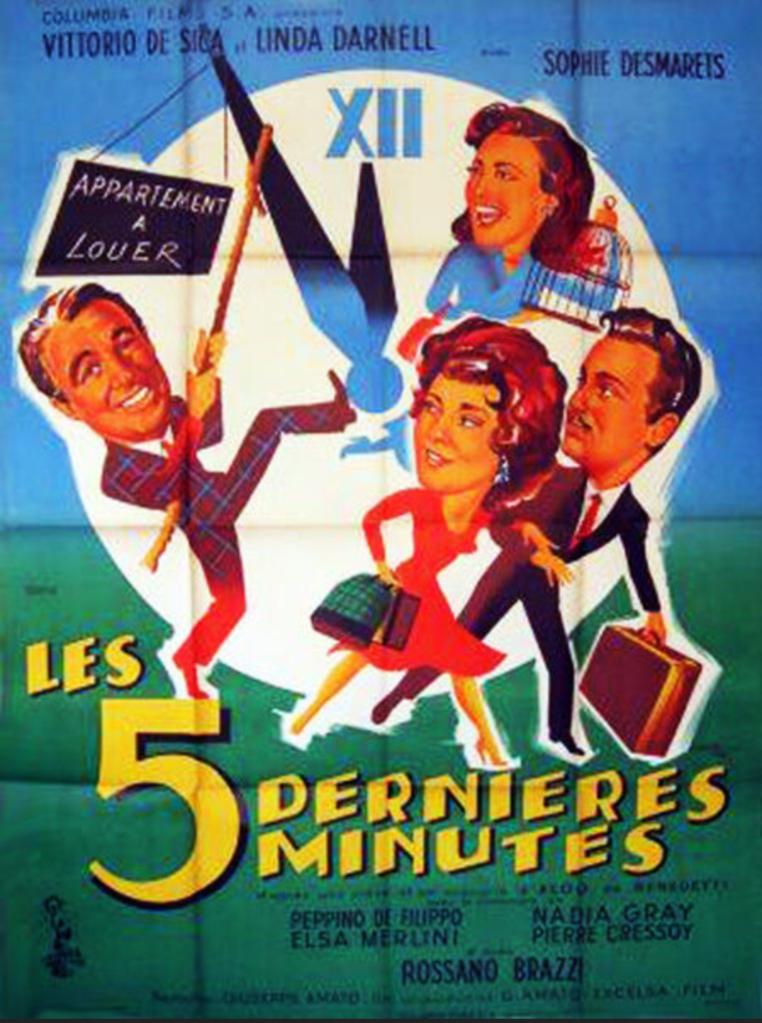 Les 5 Dernières Minutes