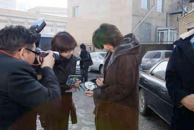 Mongolia: sophie Marceau y Christophe Lambert, pioneros - © uniFrance / Dr