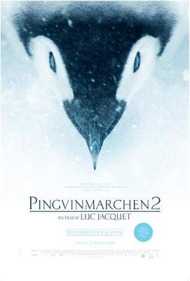 March of the Penguins 2 - The Call - Poster - Denmark