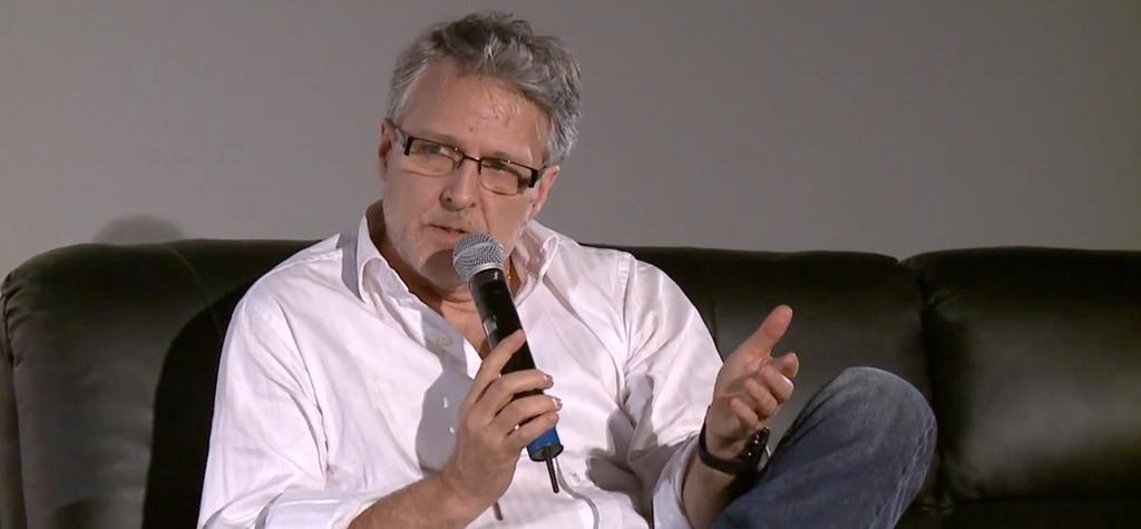 Interview with Nicolas Marié