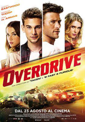 Overdrive - Poster - Italy