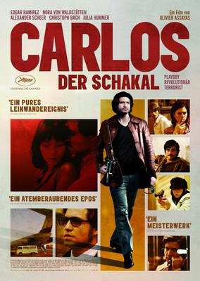 Carlos - Affiche Allemagne