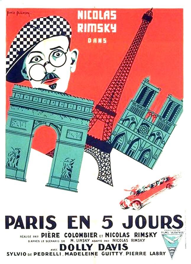 Paris en 5 jours
