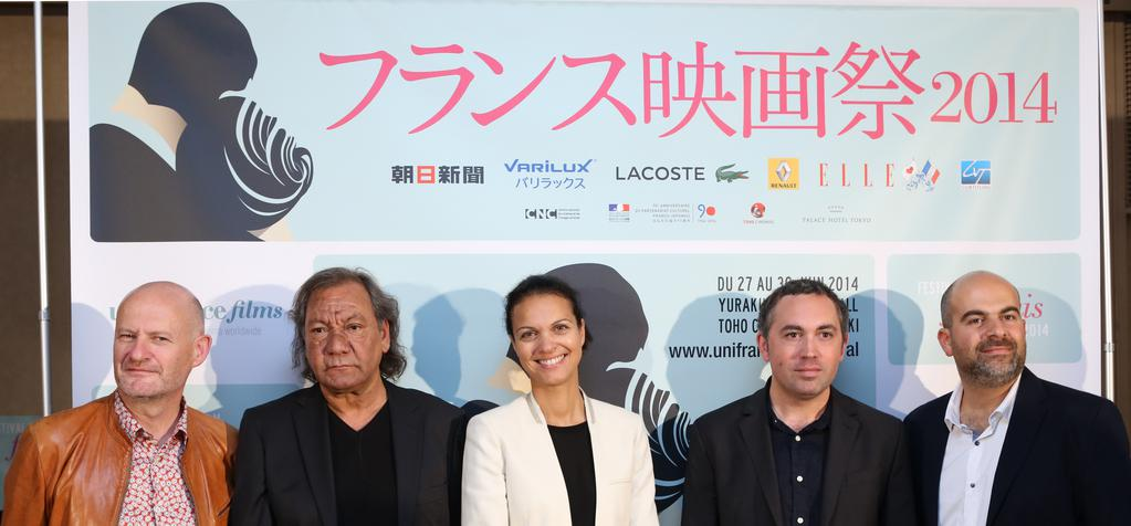 Recap of the 22nd French Film Festival in Japan
