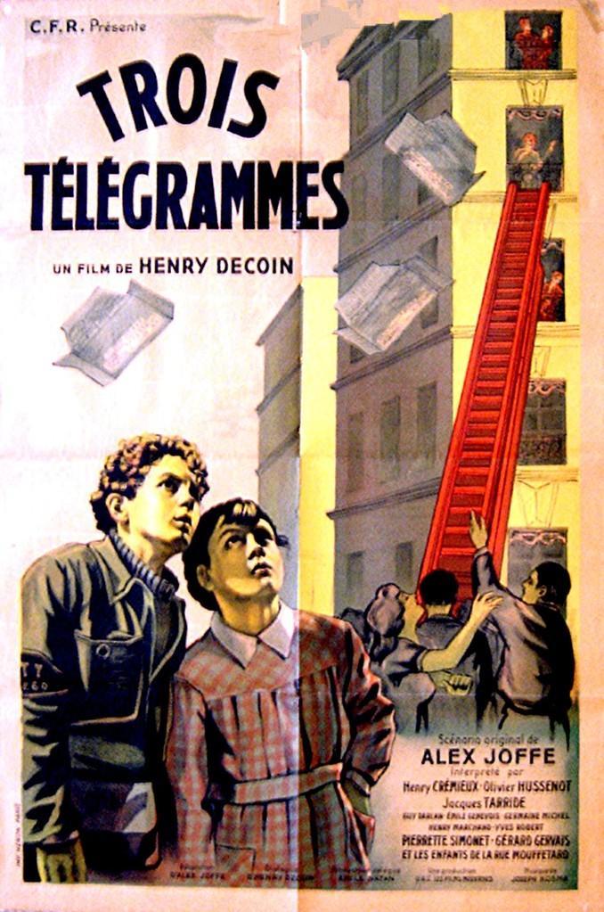 Tres telegramas