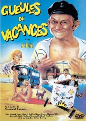 Touch' pas à mon biniou - Jaquette DVD France