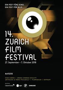 Festival de Cine de Zurich  - 2018