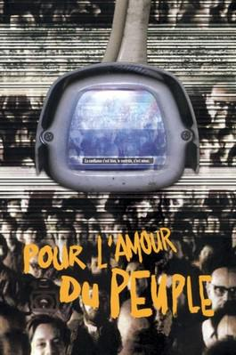 Pour l'amour du peuple / 仮題:人民への愛のため - Poster - France (2)