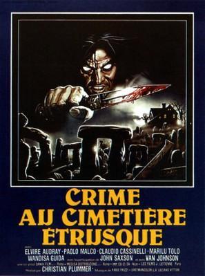 El Asesino del cementerio etrusco