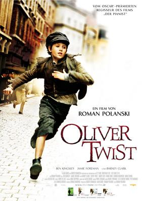 Oliver Twist / オリバー・ツイスト - Poster - Allemagne