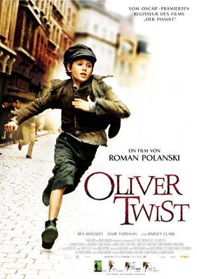 Oliver Twist - Poster - Allemagne