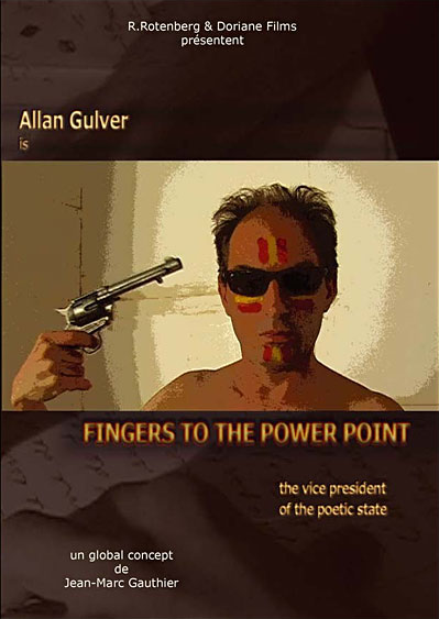 Fingers to the Power Point