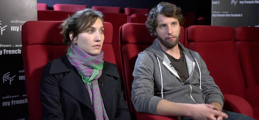 インタヴュー : Liova Jedlicki & Madalina Constantin