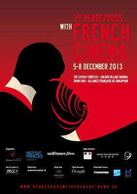 Rendez-vous du Cinéma français à Singapour - 2013
