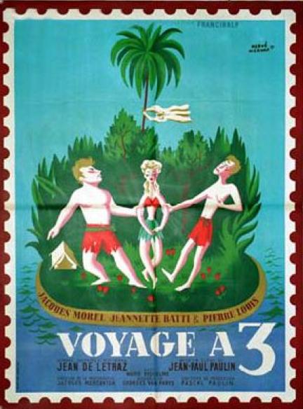 Voyage à trois