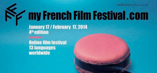 Record figures for the 4th edition of MyFrenchFilmFestival