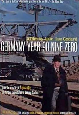 Allemagne, Année 90 neuf zéro - Poster États Unis