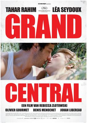 Grand Central - Poster - The Netherlands