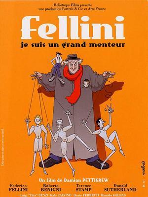Federico Fellini: I'm a Born Liar