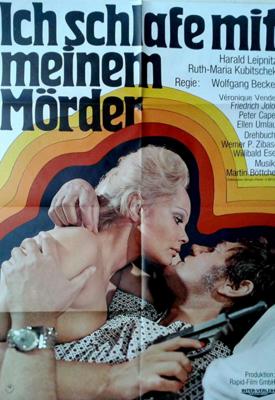 Je couche avec mon assassin - Poster - Germany