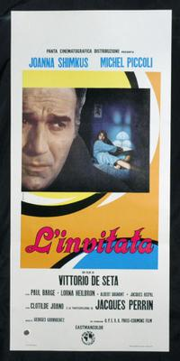 L'Invitée - Poster Italie