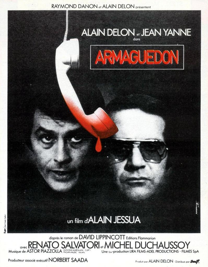 Armaguedon, la voz del fin del mundo