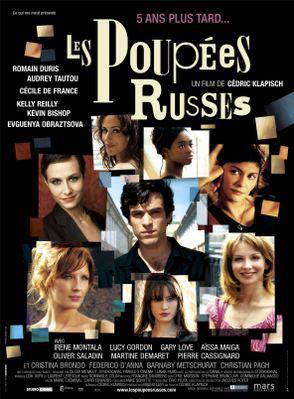 Las Muñecas rusas