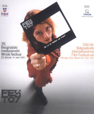 Belgrade International Film Festival  - 2007