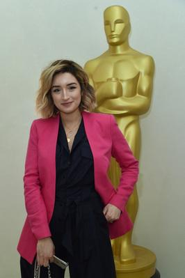 UniFrance y la Academia de los Óscars se asocian durante dos días en París, para apoyar el cine francés - Shirine Boutella - © Giancarlo Gorassini - Bestimage / UniFrance