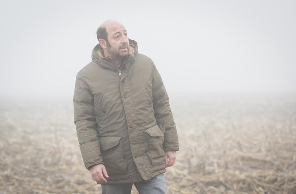 Disparue en hiver - © Ricardo Vaz Palma