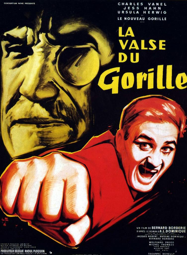Gorilla's Waltz / Operation Top Secret
